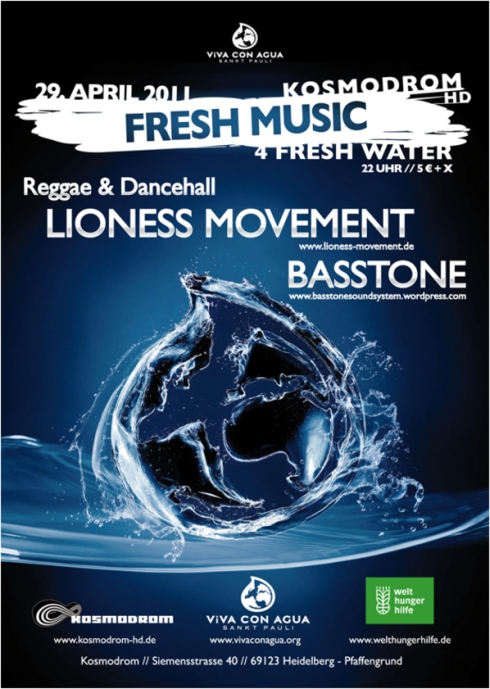 Fresh Music for fresh Water